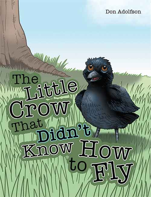 The Little Crow That Didn't Know How to Fly